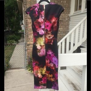 """7a9abfe51578a Ted Baker Dresses - Ted Baker """"Catina"""" Floral Print Body Con Dress"""